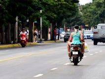 Na ulicach Varadero Fotografia Stock