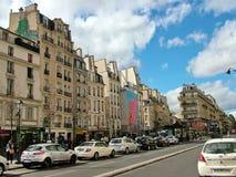 Na ulicznym Antoine w Paryż Obrazy Stock