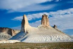 Na Ustyurt plateau zdjęcie royalty free