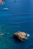 na wyspie capri obraz stock