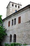 Na zewnątrz małej wioski Portobuffolè w prowinci Treviso w Veneto (Włochy) Zdjęcia Royalty Free