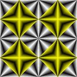 Naadloos Abstract Diamond Background Vectorgradiënt Grafisch DE stock illustratie