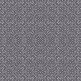Naadloos abstract geometrisch greyscale patroon Stock Afbeelding