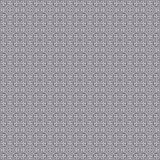 Naadloos abstract geometrisch greyscale patroon royalty-vrije illustratie