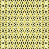 Naadloos abstract geometrisch patroon Royalty-vrije Stock Afbeelding