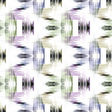 Naadloos abstract geometrisch patroon Stock Fotografie