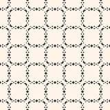 Naadloos abstract geometrisch patroon Elegant ontwerp voor decoratie, stof, doek, behang Stock Afbeelding