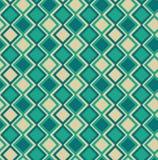 Naadloos abstract geometrisch patroon - eps8 Royalty-vrije Stock Afbeelding