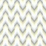 Naadloos abstract geometrisch zigzagpatroon Stock Afbeelding