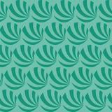 Naadloos abstract groen patroon Geschikt voor textiel, stof en verpakking Royalty-vrije Stock Fotografie