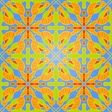 Naadloos abstract kleurrijk patroon met gradiënt Royalty-vrije Stock Fotografie