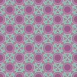 Naadloos abstract kunst lilac patroon Royalty-vrije Stock Afbeelding