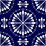 Naadloos Abstract Patroon [1] Royalty-vrije Stock Fotografie