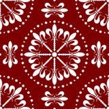 Naadloos Abstract Patroon [2] Royalty-vrije Stock Afbeeldingen