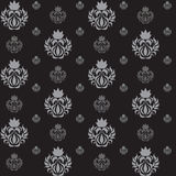 Naadloos abstract patroon Royalty-vrije Stock Foto