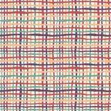 Naadloos abstract patroon stock illustratie