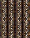 Naadloos abstract patroon Stock Afbeelding