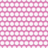 Naadloos Abstract Patroon met Achthoeken vector illustratie