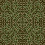 Naadloos abstract patroon met gradiënt Royalty-vrije Stock Foto