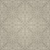 Naadloos abstract patroon met gradiënt Stock Foto