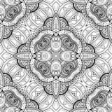 Naadloos Abstract Stammenpatroon (Vector) vector illustratie