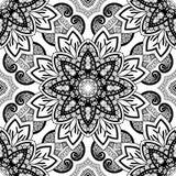 Naadloos Abstract Stammenpatroon (Vector) Stock Fotografie