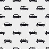 Naadloos autopatroon Stock Fotografie