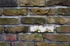 Naadloos baksteenpatroon Royalty-vrije Stock Foto's