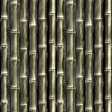Naadloos bamboe Royalty-vrije Stock Foto's