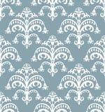 Naadloos barok patroon Royalty-vrije Stock Afbeelding