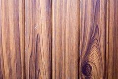 Naadloos beeld van donkere bruine houten patroon gedrukte metaalbeer Royalty-vrije Stock Foto