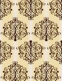 Naadloos behang 1 vector illustratie