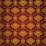 Naadloos behang Royalty-vrije Illustratie