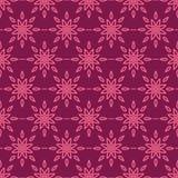 Naadloos behang met retro patroon van geometrisch Royalty-vrije Stock Foto