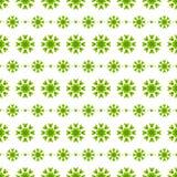 Naadloos behangpatroon van abstracte geometrisch Stock Fotografie
