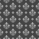 Naadloos bloemen vectorpatroon Stock Foto's