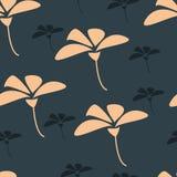 Naadloos bloempatroon vector illustratie