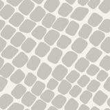 Naadloos bruin patroon met straatsteen Royalty-vrije Illustratie