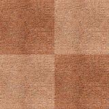 Naadloos bruin tapijt Royalty-vrije Stock Foto's