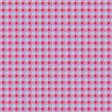 Naadloos cel geometrisch kleurrijk patroon voor textiel Stock Afbeelding