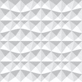 Naadloos 3d geometrisch patroon royalty-vrije illustratie