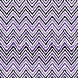 Naadloos de zigzag geometrisch etnisch patroon van de handtekening Royalty-vrije Stock Afbeeldingen
