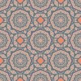 Naadloos Decoratief Patroon Royalty-vrije Stock Fotografie