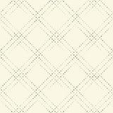 Naadloos Diagonaal Streeppatroon Vector Zwart-witte Geometr vector illustratie