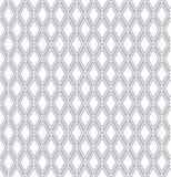 Naadloos diamantenpatroon Geometrische textuur royalty-vrije illustratie