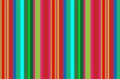 Naadloos die patroon uit lijnen wordt samengesteld Stock Foto