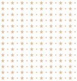 Naadloos die patroon van sterren in vector wordt gemaakt vector illustratie