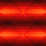 Naadloos donkerrood patroon met driehoek Geometrisch ontwerp voor bedrijfspresentaties De abstracte achtergrond van de luxe Stock Afbeeldingen