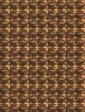 Naadloos duur Victoriaans patroon in retro wijnoogst Royalty-vrije Stock Fotografie