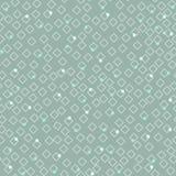Naadloos eenvoudig licht patroon van roze punten en diamanten royalty-vrije illustratie